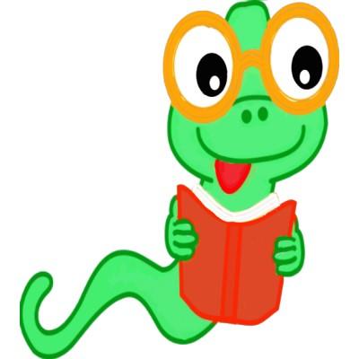 Free Cute Bookworm Cliparts, Download Free Clip Art, Free Clip Art.