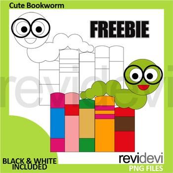 Cute bookworm clipart 3 » Clipart Portal.