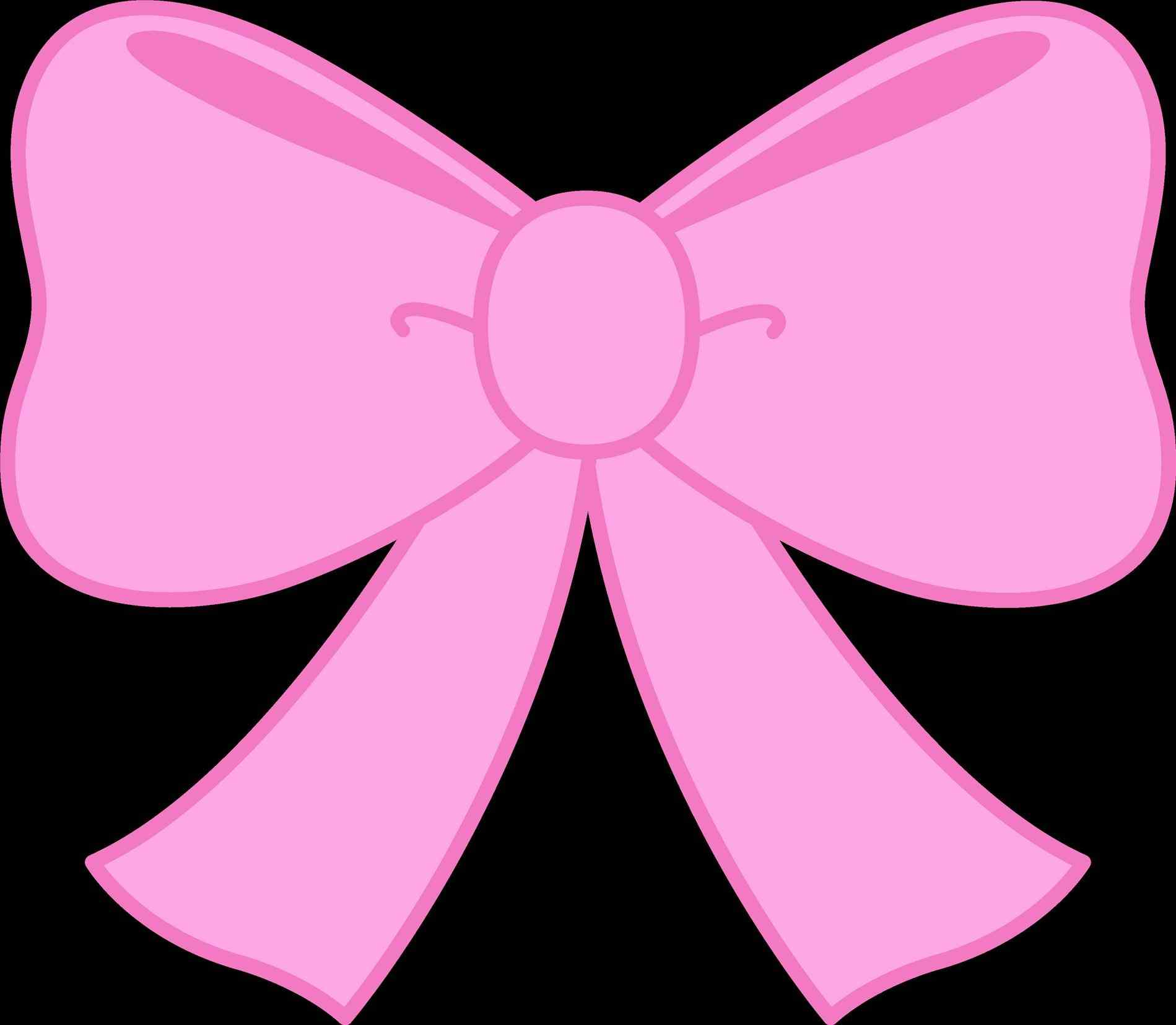 Cute Bow Clipart.