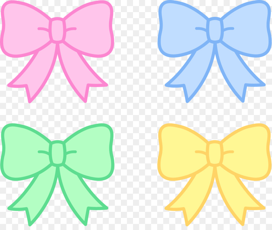 Cute bow clipart 6 » Clipart Station.
