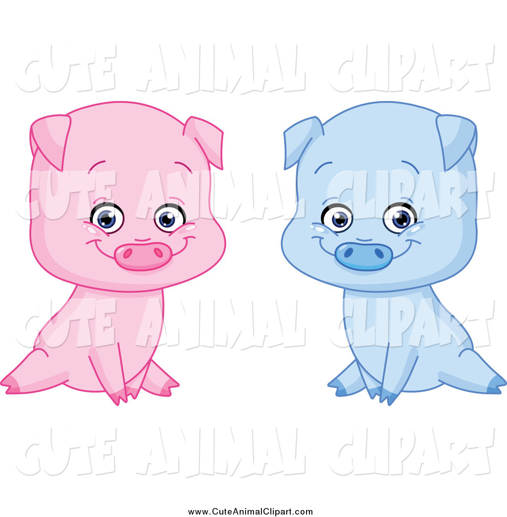 Royalty Free Pig Stock Animal Designs.