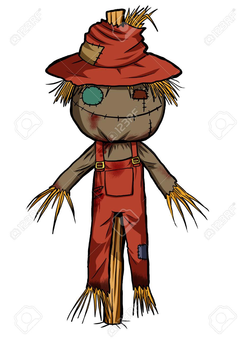 cute boy scarecrow clipart clipground