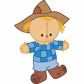 Free Scarecrow Clipart.