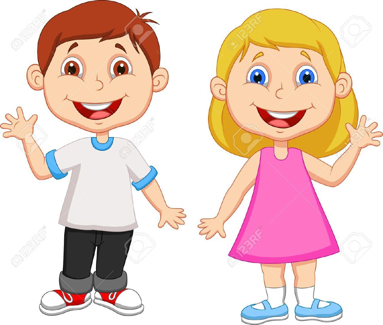 Showing post & media for Cartoon boys waving.
