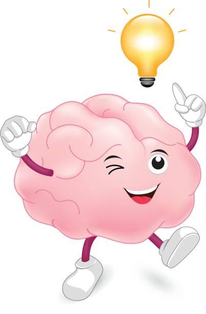 Cute brain clipart » Clipart Station.