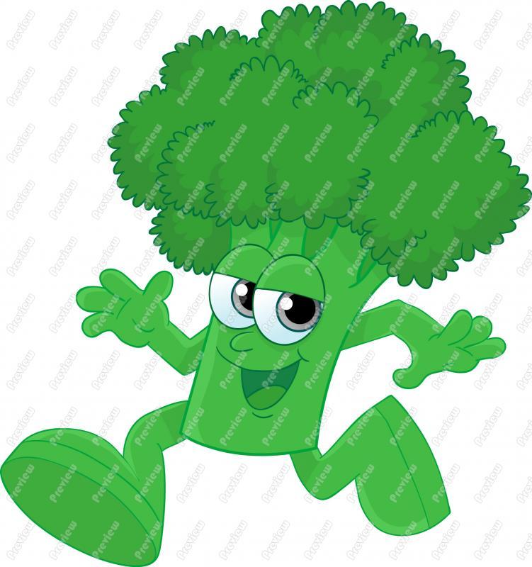Showing post & media for Clip art broccoli cartoon.