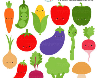 Broccoli clipart.