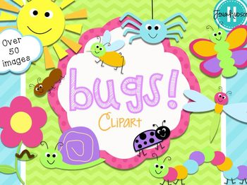 Cute Bug Clipart.
