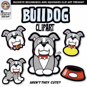 Bulldog Clipart Worksheets & Teaching Resources.