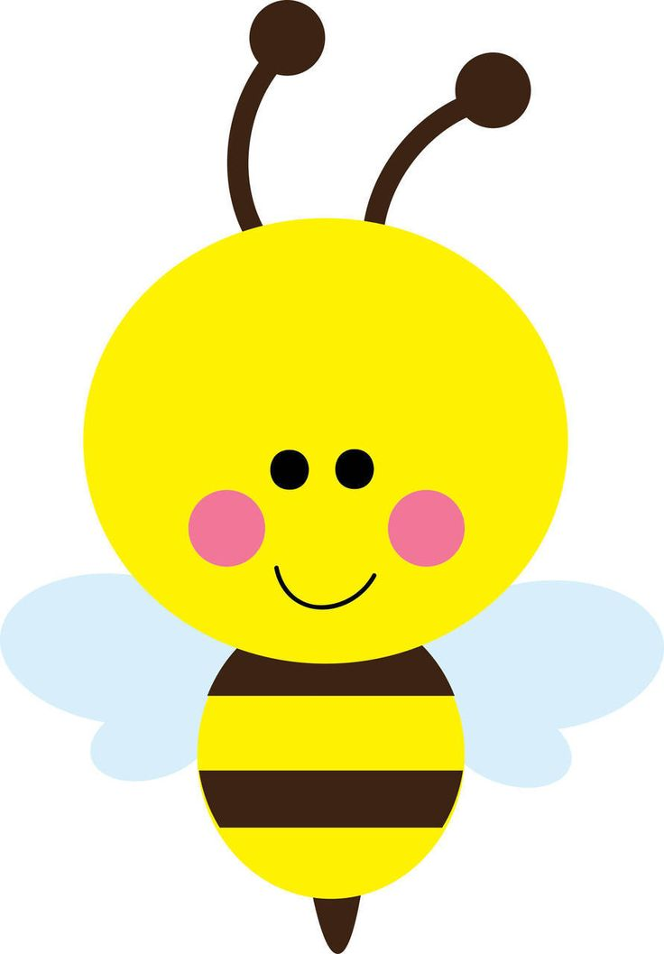 1132 Bumble Bee free clipart.