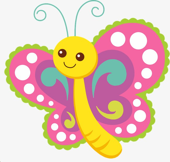 Cute butterfly clipart png 4 » Clipart Portal.