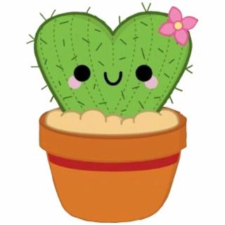 Free Cactus Clipart PNG Image, Transparent Cactus Clipart Png.