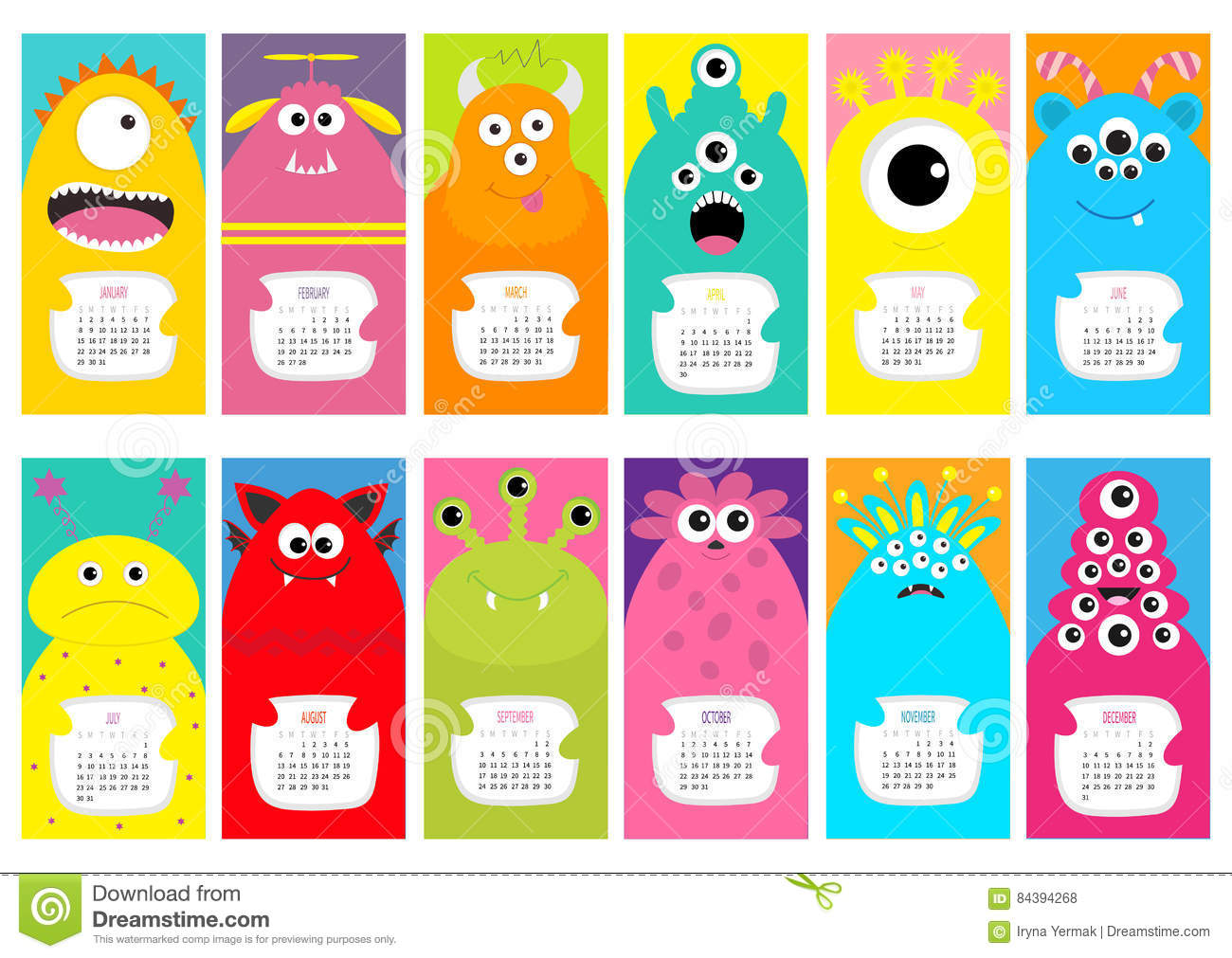 Cute calendar clipart 5 » Clipart Station.
