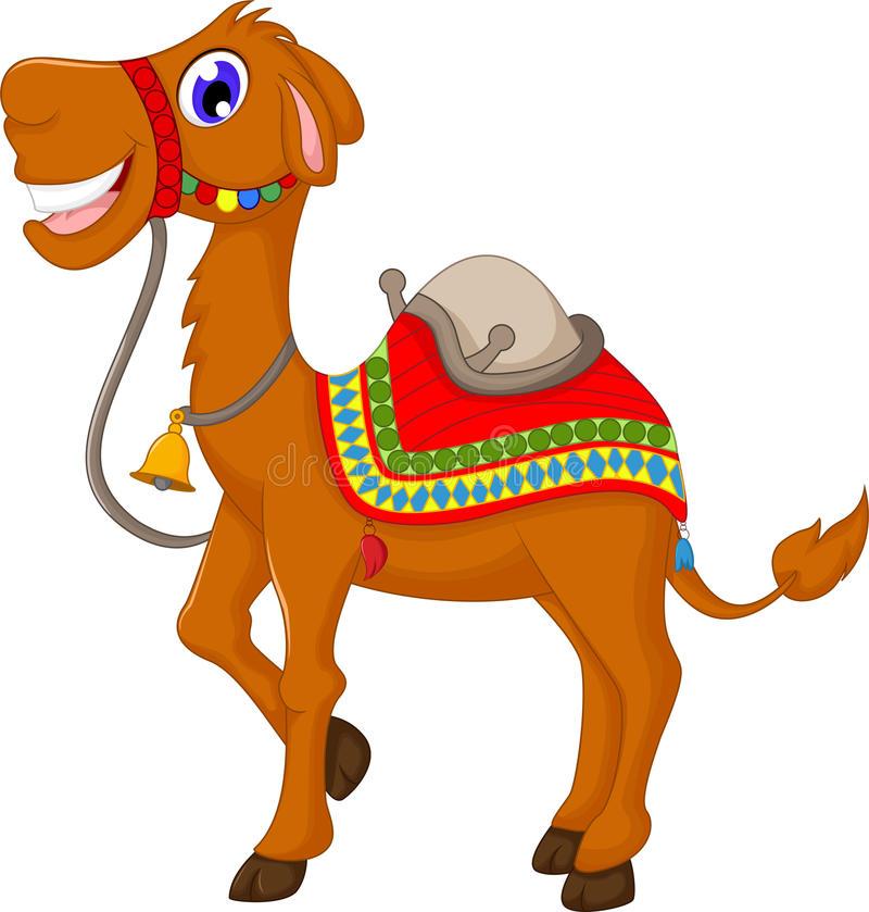 Funny Camel Face Stock Illustrations.
