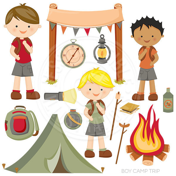 Camping clipart nature camp, Camping nature camp Transparent FREE.