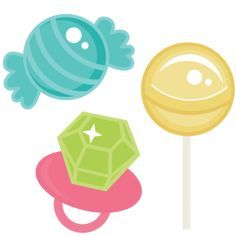 Cute candy clipart » Clipart Portal.