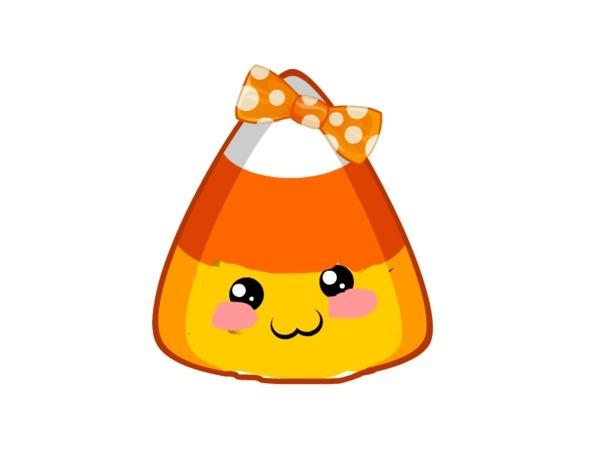 Cute candy corn clipart clipartfest.