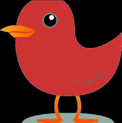 Cardinal Clipart Cute.