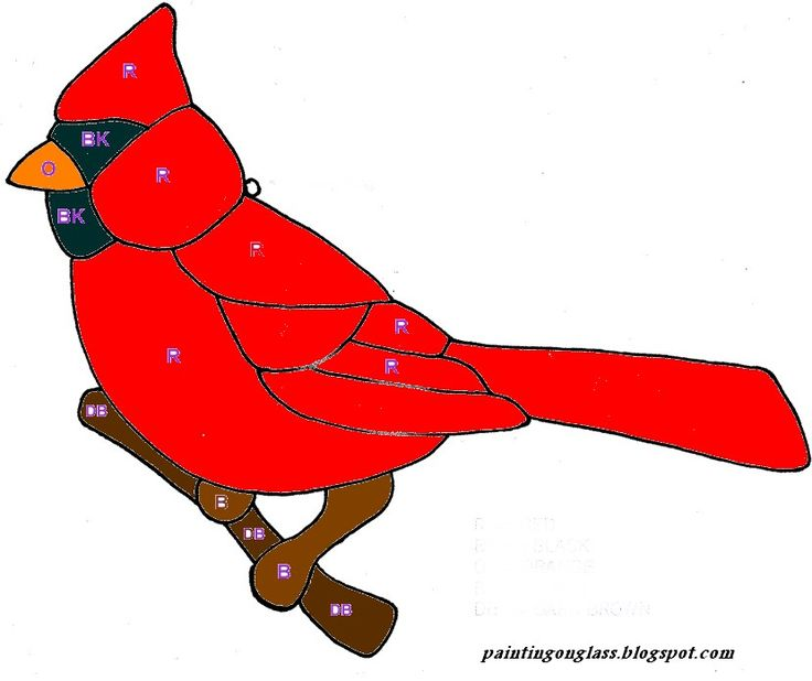 Red Cardinal Clipart.