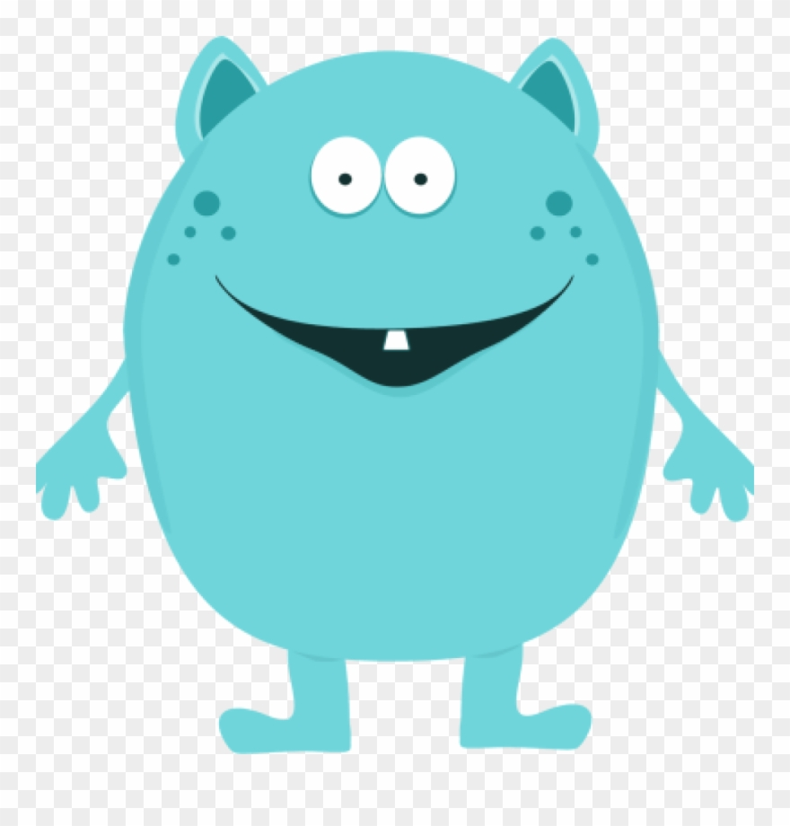 Permalink To Cute Monster Clipart Basketball Clipart.