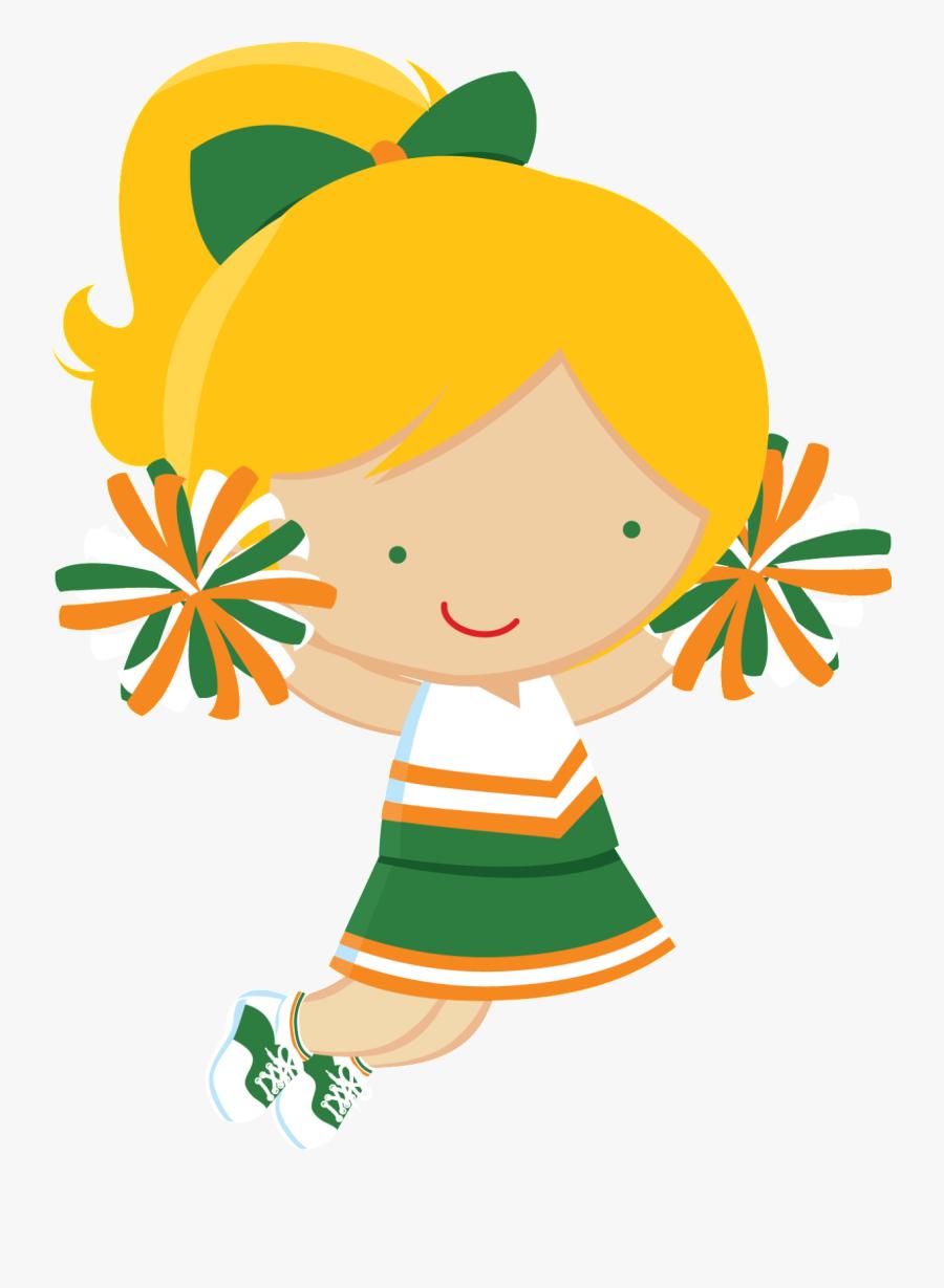 Cute Cheerleader Clipart , Free Transparent Clipart.