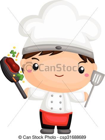 Cute Chef.