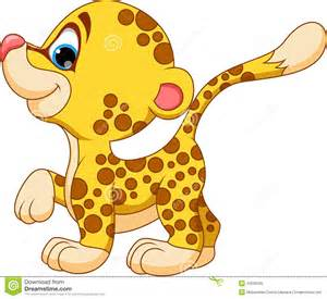 Similiar Cartoon Leopard Clip Art Keywords.