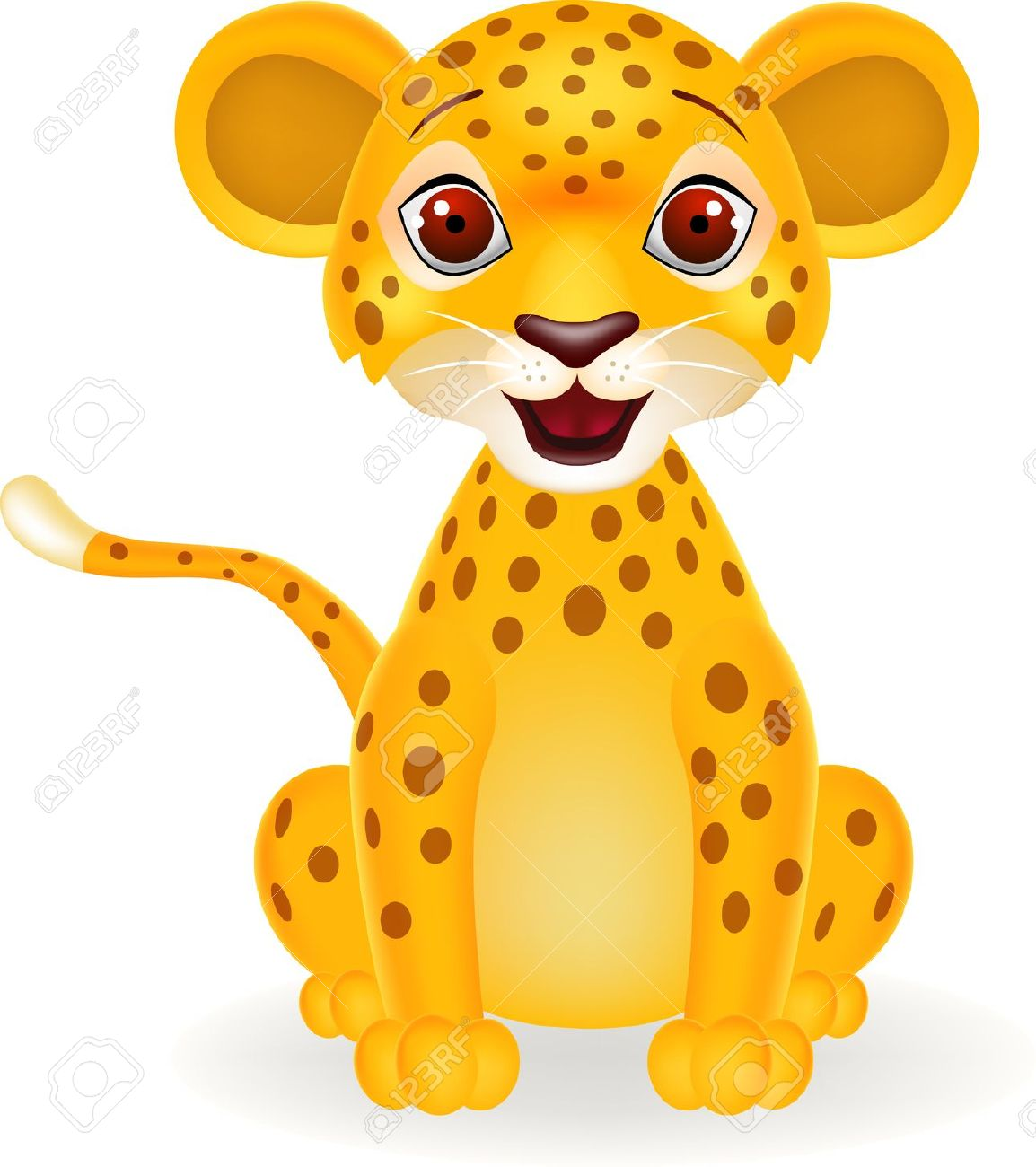 Showing post & media for Cartoon cheetah clip art free.