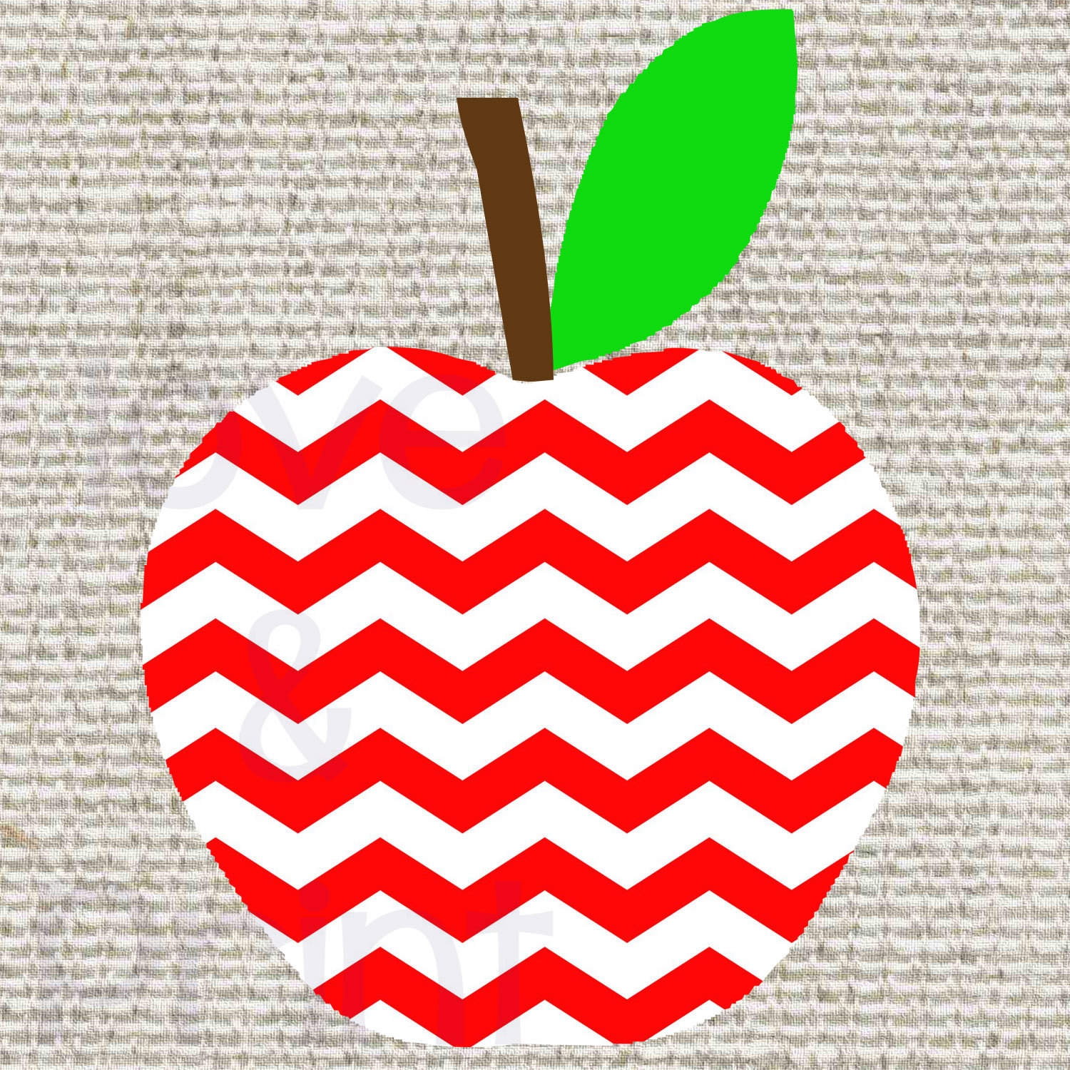 Cute Chevron Clipart.