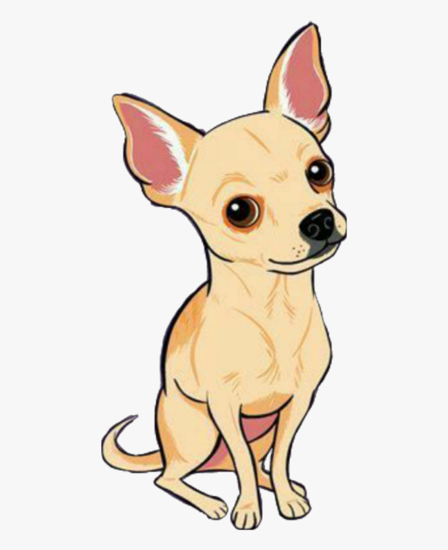 ftestickers #clipart #dog #puppy #chihuahua #cute.