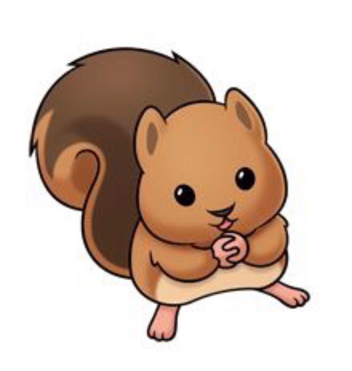 Baby Chipmunk.