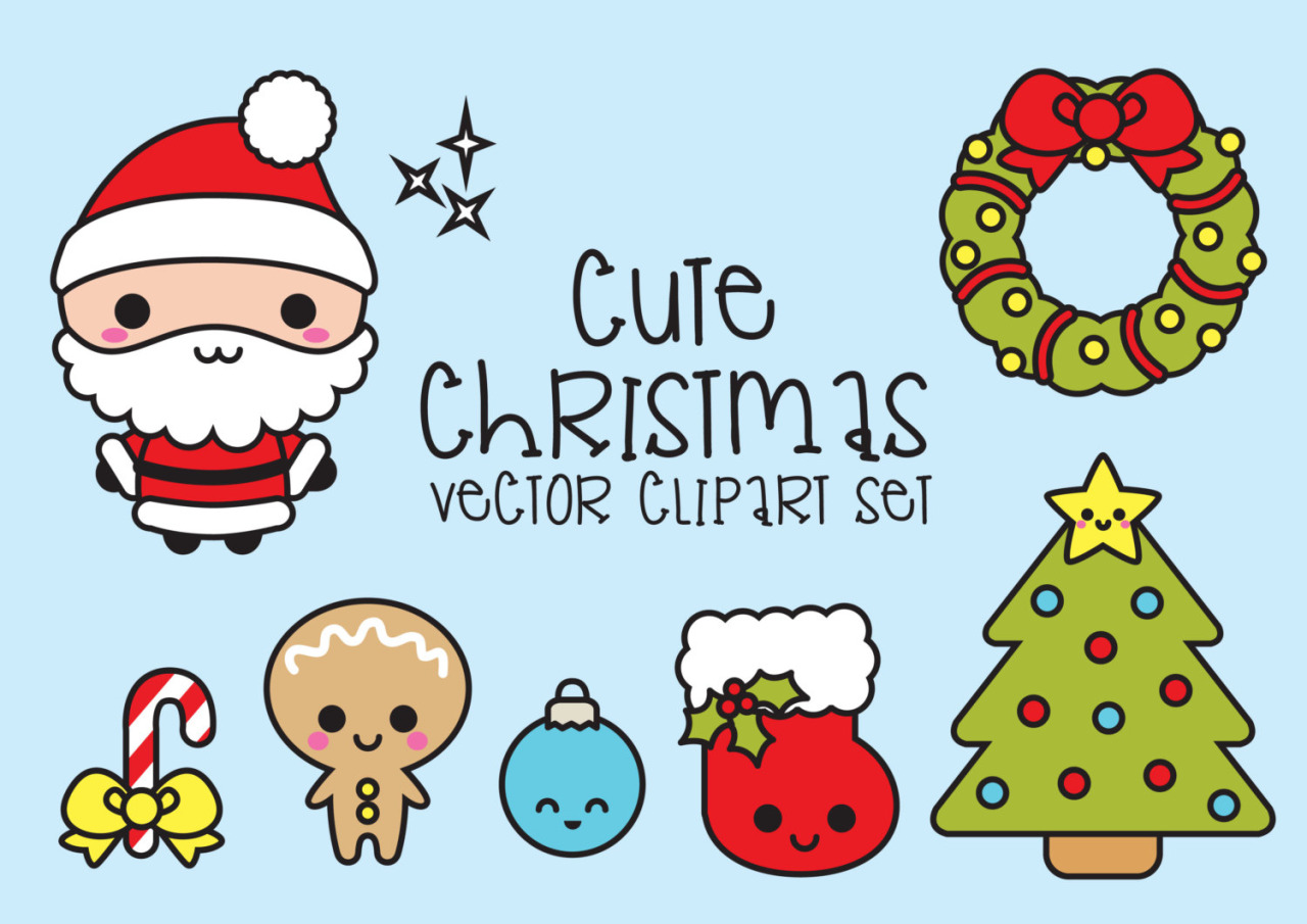 Cute Christmas Clipart & Cute Christmas Clip Art Images.