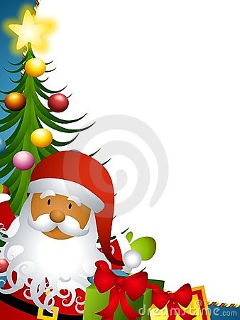 cute santa claus clip art.