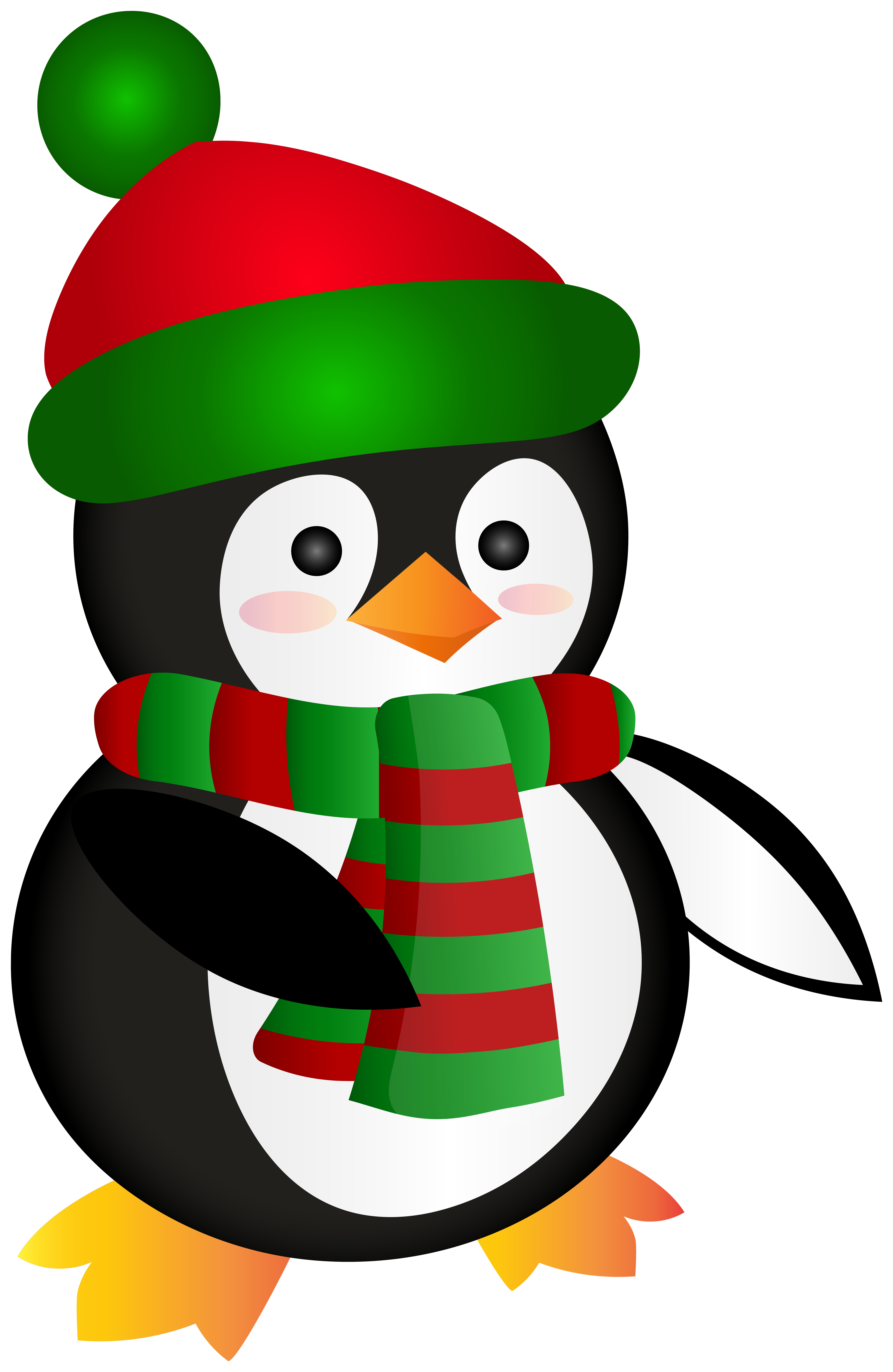 Cute Free Christmas Clipart.