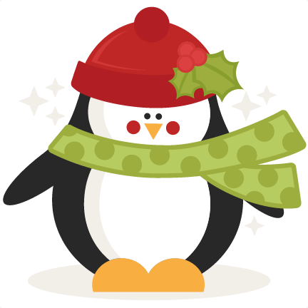 1140 Cute Christmas free clipart.