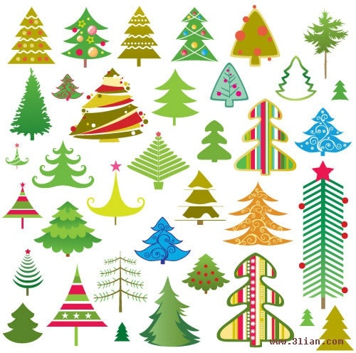 Cute christmas tree clip art free vector download (211,151 Free.