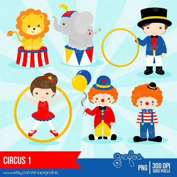 circus clipart.