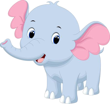 Elephant Cute Clipart Images In Collection Page Transparent Png.