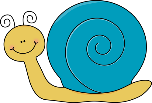 Snail Clip Art.