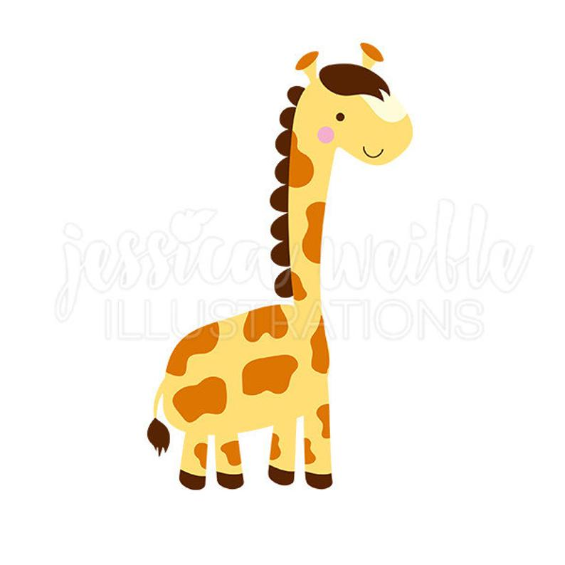 Clipart giraffe cute, Clipart giraffe cute Transparent FREE.