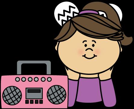 Cute Music Clipart.