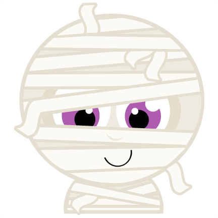 Mummy Clipart Cute.