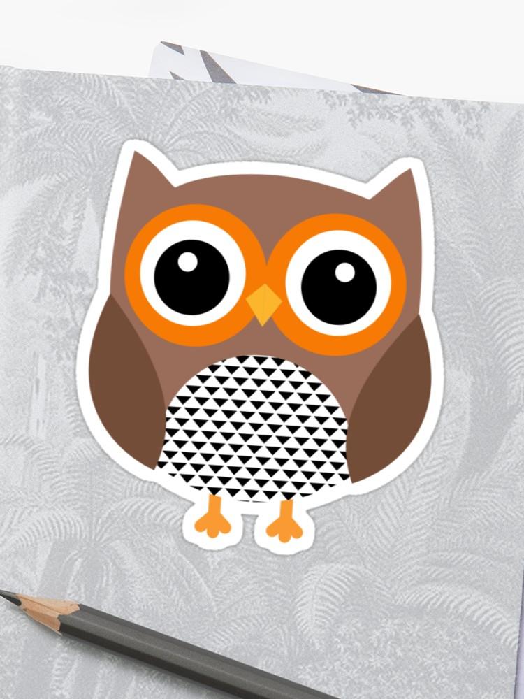 Cute Owl Clipart.