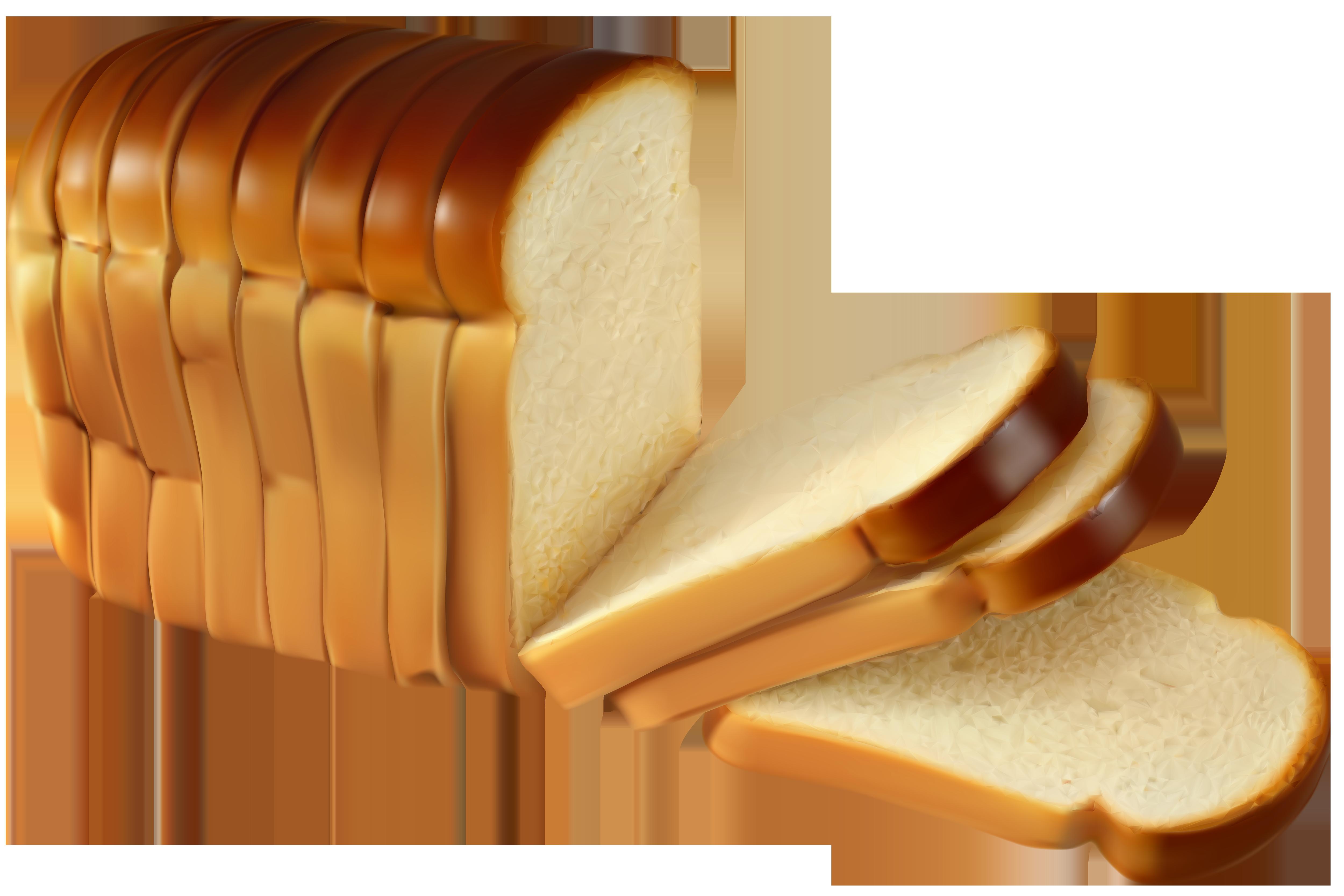 Sandwich Bread PNG Clip Art.