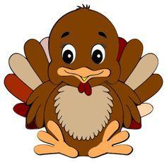 Free Turkey Clip Art.