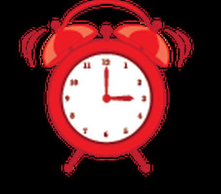 Cute Clock Alarm.