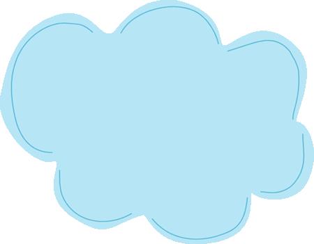 Cloud Clip Art.