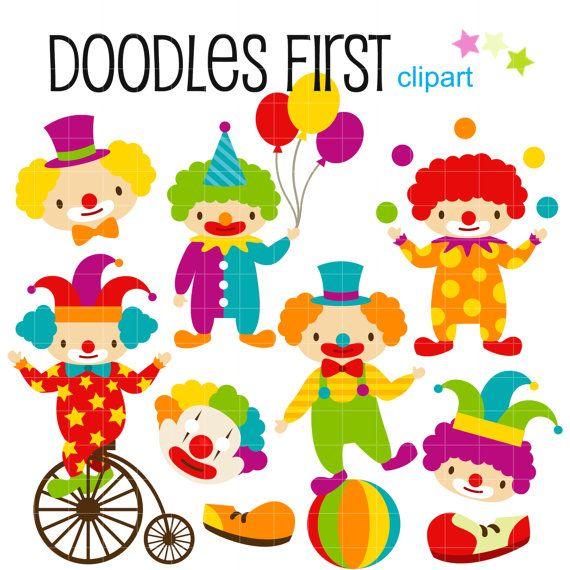 25 best images about Cute Clown on Pinterest!.