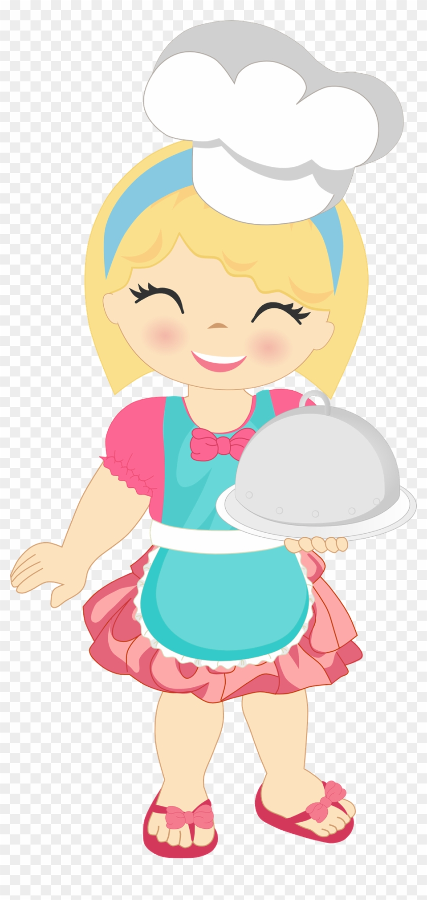 Chef Animado, Cooking Clipart, Food Clipart, Cute Clipart.