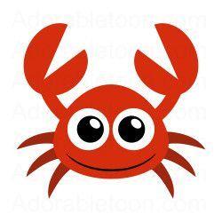 Cute crab clipart 3 » Clipart Portal.